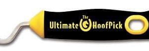 Ultimate hoofpick in yellow